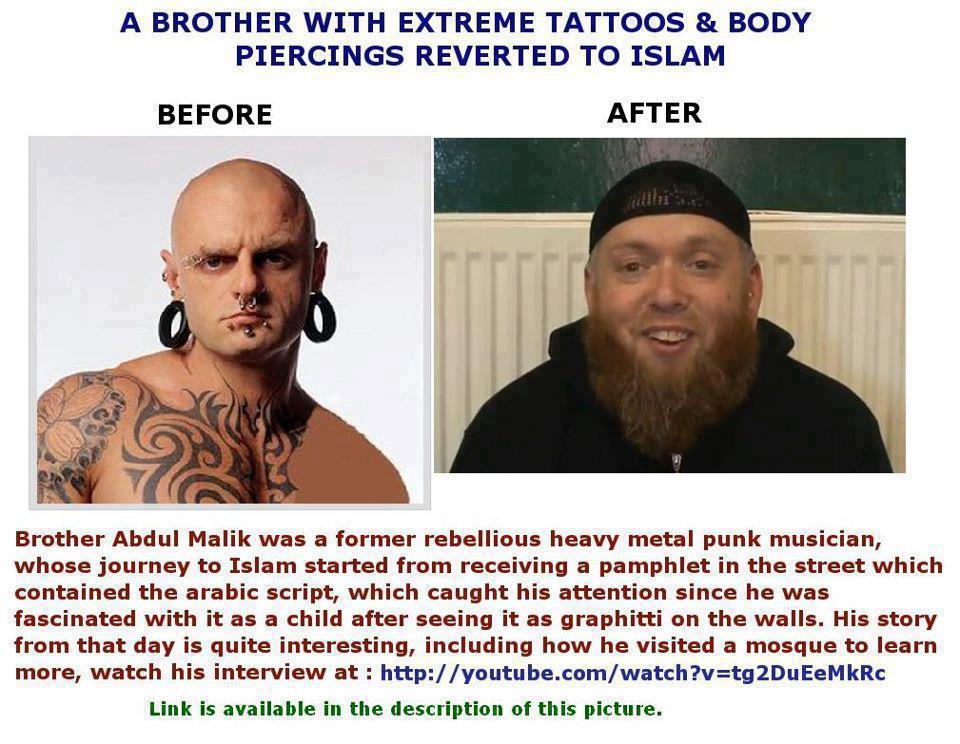 punk peluk islam